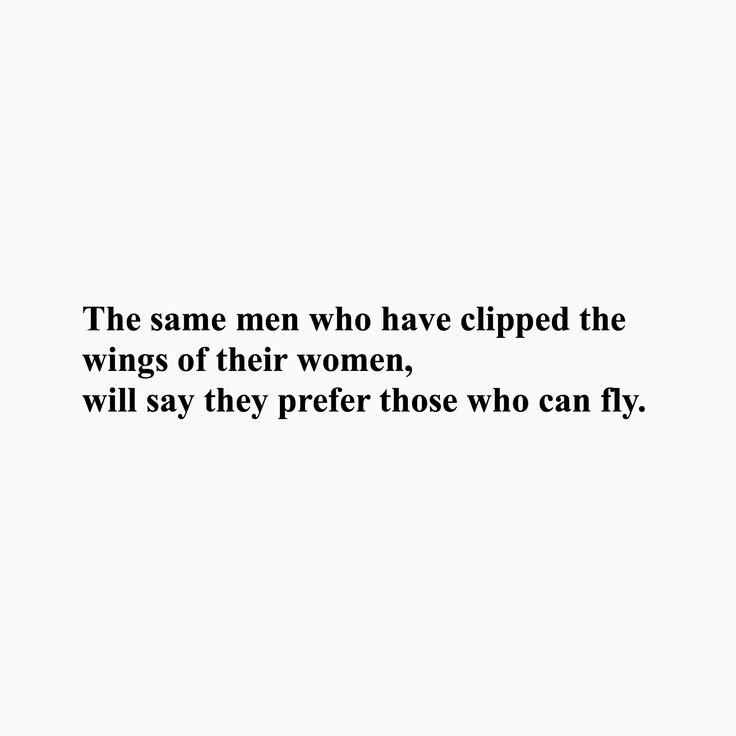 Wow this hit home ... so true!!!! Never again will I let someone clip my wings!!!!