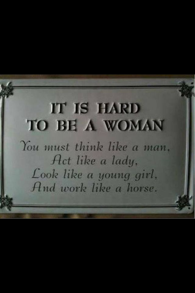 Dedicated to all women
