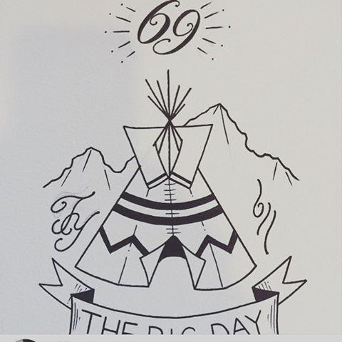 仲良しの彫り師さんにある程度の事伝えただけで出来上がった原画!! 完全にドストライク!!! キャンプ好きの二人には最高の雰囲気♡ #引き出物袋#原画#彫り師#キャンプ#アウトドア#エコバック#トートバック#オリジナル#結婚式#花嫁#手作り#イニシャル#ドツボ#最高#オリジナルトートバッグ#インディアンテント 名前無しでって言ったけど さりげなーーく入ってるイニシャルー! 人に突っ込まれてようやく気づいた611の結婚式日!!! イニシャルをカモフラージュの為の雲?みたいなんだと思ってた!!! すごすぎ ちなみに69は結婚式する日じゃなくて結婚した日♡ #やらしい意味ではありません あー。可愛い☺️