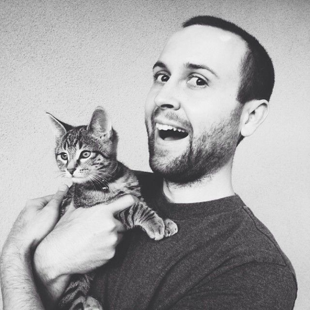 SeaNanners and Kitty! <3