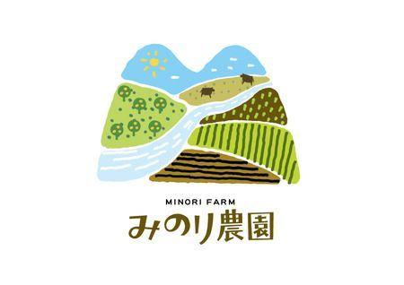 農畜産業会社みのり農園のロゴ - marukeiさんの提案: