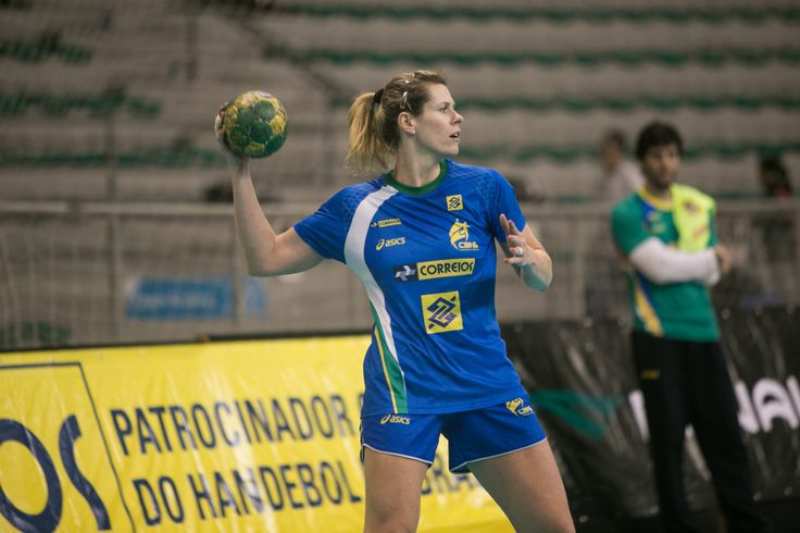 Deonise Cavaleiro, brazilian handball player