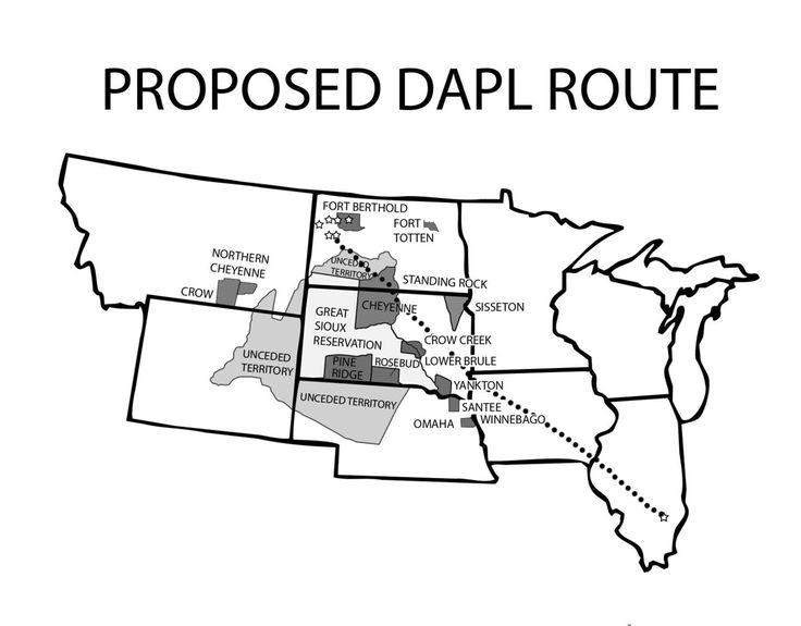 Protestors arrested as Dakota Access Pipeline company pledges to continue construction