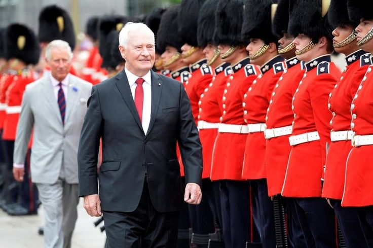 Gov. Gen. David Johnston's statement on Canada Day and Canada 150 | The Canadian Press . July 1, 2017