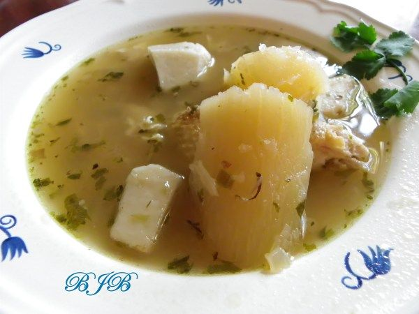 Sancocho de gallina – Chicken sancocho | Recetas Panamenas ...