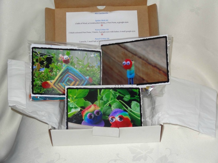 Wicked Craft Kit Boxes by Crafty Endeavours https://www.facebook.com/pages/Crafty-Endeavours/335732229882456?fref=ts