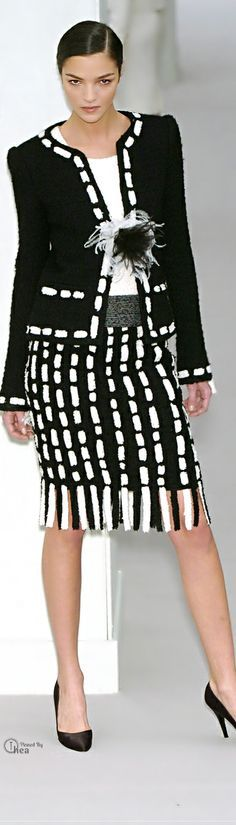 MODELO DE MUJER - A. IMAGEN - Chanel