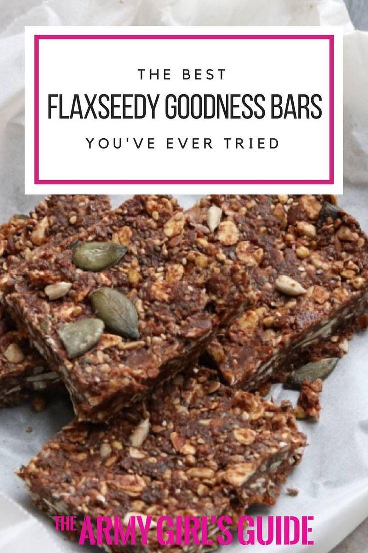 Healthy Snacks | Delicious, healthy seed bar | Easy to make snack