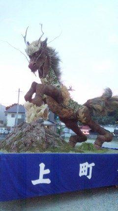 3日4日で開催予定だった八朔祭は台風12号により中止になってしまいました しかし来週10日に花火大会は行われるようです 八朔祭名物の造り物も展示されますので晴れたら山都町にお越し下さい(っωc)   #熊本県山都町#八朔祭#9月10日延期 tags[熊本県]