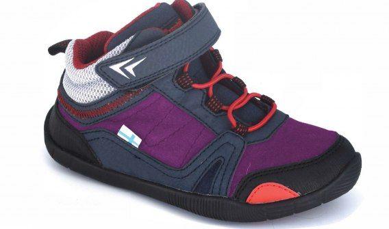 Feelmax Vuoma 2 Violet Wersja Jesienna Feelmax Ow Wyposazona W Te Sama Super Elastyczna Podeszwe Podeszwe Naturun Co Modele L Kids Boots Nice Shoes Dc Sneaker