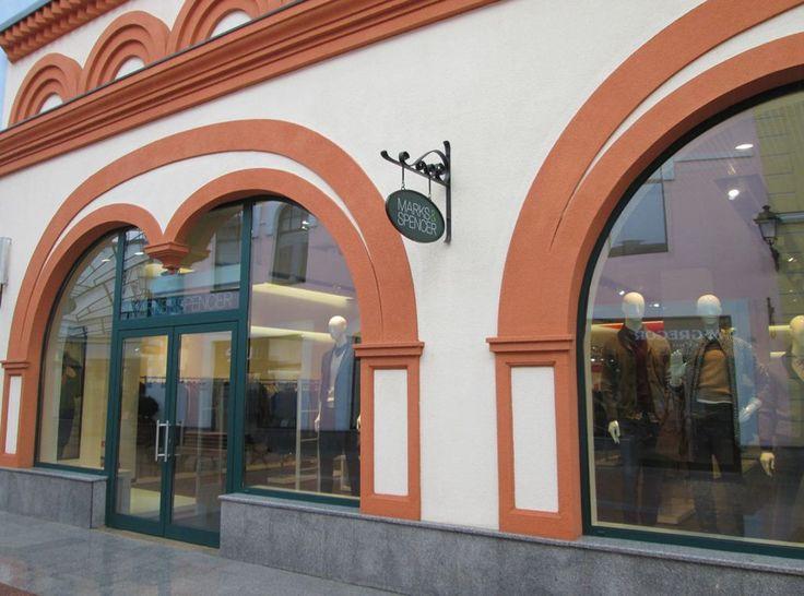 Сайт товаров Marks & Spencer Russia > Stores