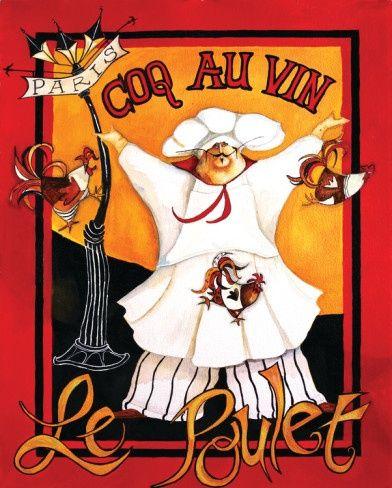 Coq Au Vin (Jennifer Garant)