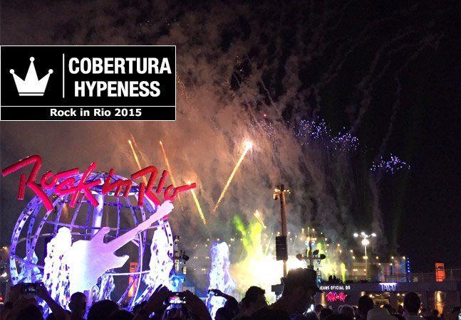 Com um clima de nostalgia, o primeiro fim de semana do Rock In Rio 2015 vai ficar pra memória. A plateia se dividia entre pessoas que estiveram na primeira edição do festival, 30 anos atrás, e outras que vieram conferir pela primeira vez alguns dos maiores rock stars do mundo em apresentações épicas na cidade do Rock. Crianças, jovens, e até os veteranos da terceira idade compartilharam os espaço e puderam celebrar o rock n' roll em alto estilo. O Hypeness esteve presente nos dias 18, 19 e…