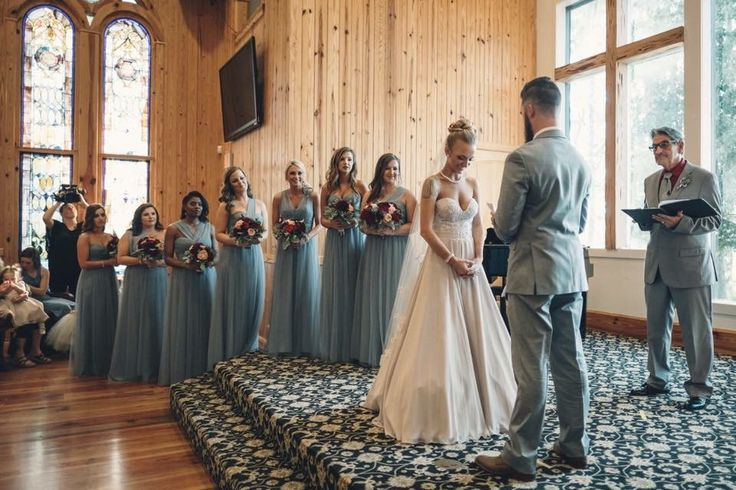 Maci Bookout and Taylor Mckinney's Wedding