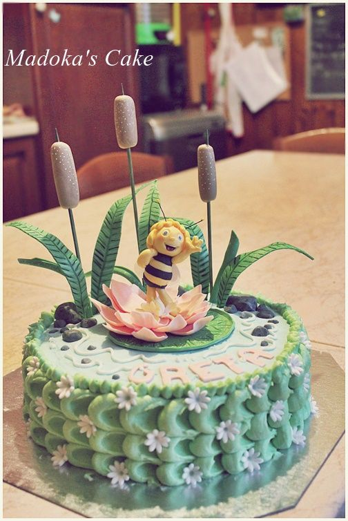 Ape Maia cake
