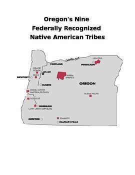 One of fourth grade's Social Studies standards in Oregon is to identify the 9 federally recognized Oregon tribes.  This project will give your students the opportunity to investigate and report on the 9 tribes independently, but also in small groups.  This editable packet will also get you started on how to implement a research project on this specific topic.