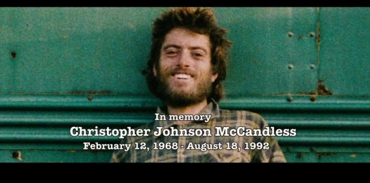 chris mccandless character analysis One may say that chris mccandless was an arrogant fool considering the decisions he made throughout his short life others may say he was an incredible inspiration and should be honored beyond his death for his choices.