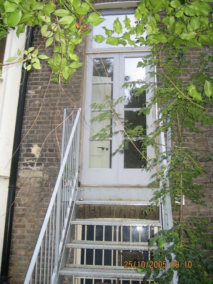 #Entrance, #Stairs, #Garden
