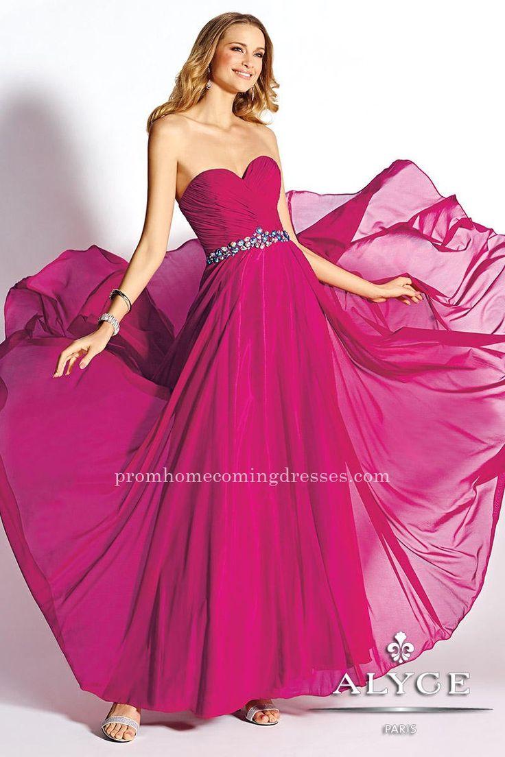 27 mejores imágenes de Long Red Dresses en Pinterest | Vestidos ...