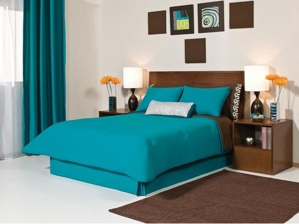 the reversible side find this pin and more on turquoise and brown bedding