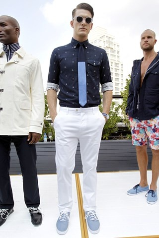 Of course #NAUTICA was my favorite this year! spring/summer 2013