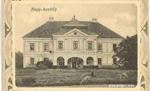 Posed plemenitog gospodina Kovač Mirka u Riđici gde su papiri o darovnici bili podpisani i uručeni.