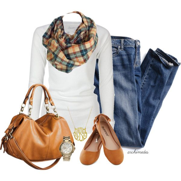 Casual Outfit: Tartan Scarfs, Casual Fall, Weekend Outfits, Plaid Scarfs, Casual Winter, Autumn Style, Fashionista Trends, Fall Outfits, Casual Outfits
