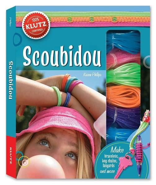 how to make scoubidou bracelets