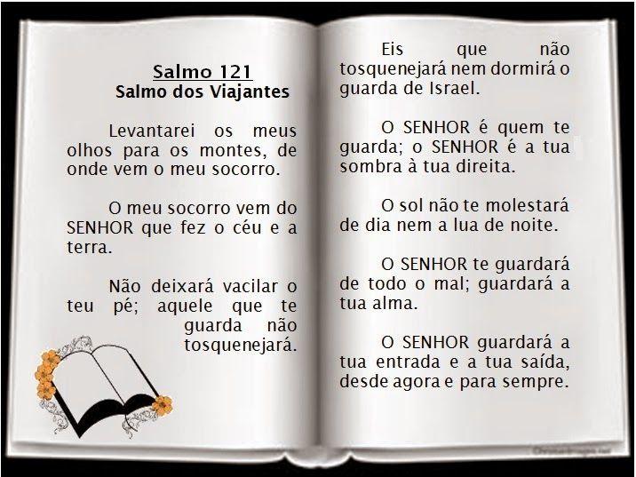 Fantástico! De onde vem o socorro? Salmo 121 - # #Deus