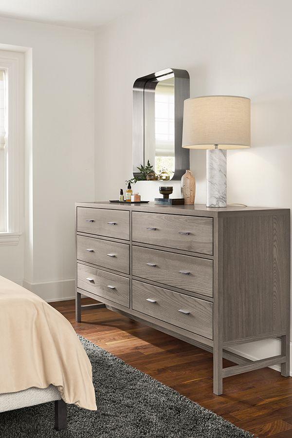 . Berkeley Dressers in 2019   Modern Bedroom Ideas   Dresser  Dresser