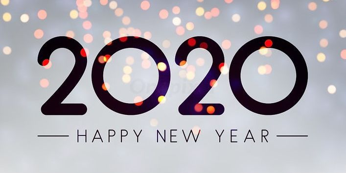 Happy New Year 2020 To All Music Lovers Happy New Year Greetings Happy New Year Images Happy New Year Message