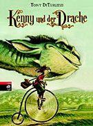 Buchcover: Tony DiTerlizzi: Kenny und der Drache