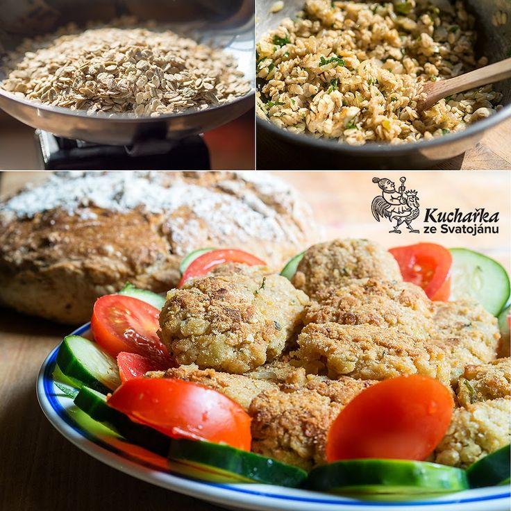 Kuchařka ze Svatojánu: OVESNÉ KARBANÁTKY