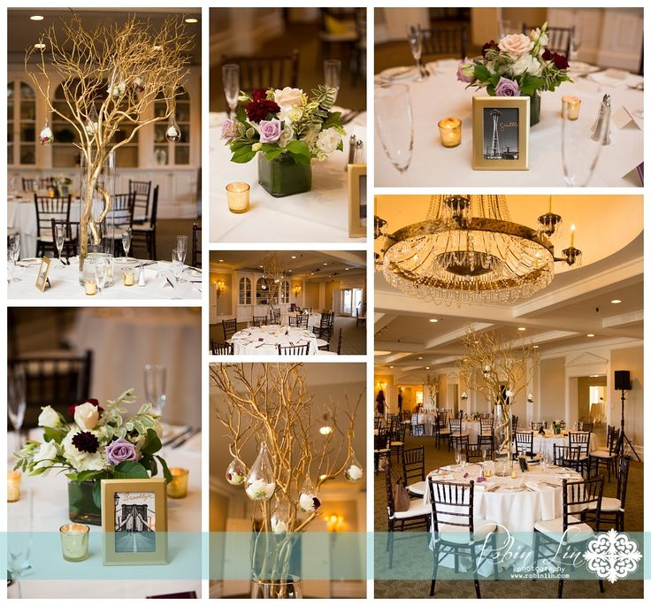 Sara + Lucas | Duke Chapel & Hope Valley Country Club Wedding | Robin Lin Photography