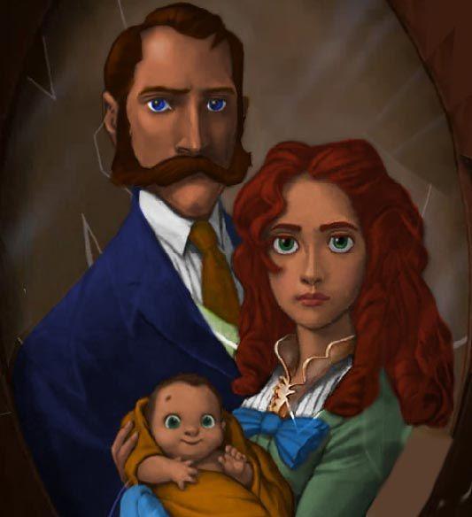 Disney Tarzan Parents   Tarzan's Parents - Disney Wiki