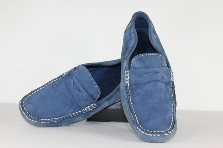 Cole Haan Blue Shoes