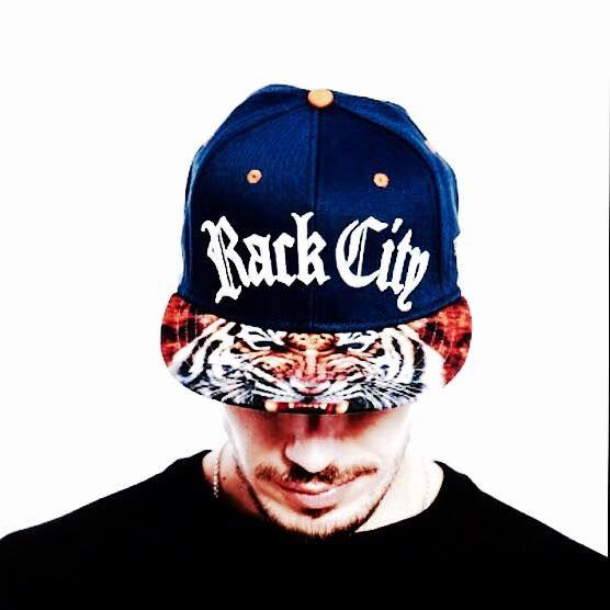 Cayler & Sons Rack City Snapback