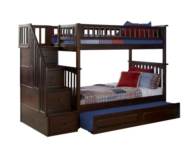 27 best Bunk Beds with Stairs images on Pinterest