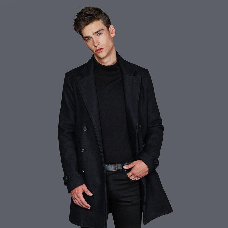 HIGHLANDS - AW16 - AUTONOMY #melbournemenswear #autonomyclothing #mens3/4coats #mensstyle #AW16menswear #emporiummelbourne