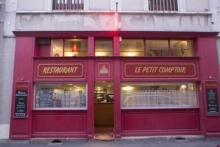 Le Petit Comptoir, restaurant Angers - le nouveau Petit Comptoir | Restaurants | Le blog de Gilles Pudlowski - Les Pieds dans le Plat