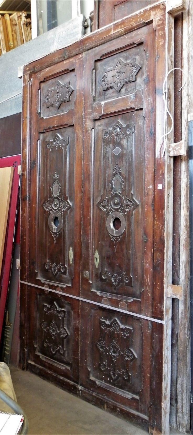 Las 25 mejores ideas sobre puerta de entrada en pinterest for Puerta xor de tres entradas