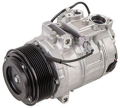 awesome Brand New Genuine OEM AC Compressor With Clutch For BMW 535i 640i & X5 - For Sale
