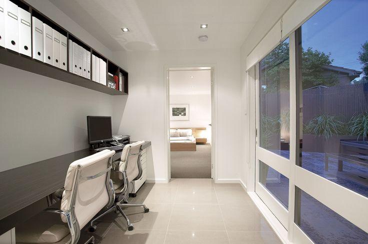 Design & Staging Danni Brown | Sundowner Court | Office | Walk Through | Eames Management Soft Pad Chairs