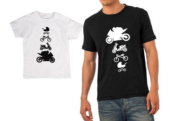 Hombre Best Dad Ever Dirt Bike Motocross Motorcycle Racing Men Gift Camiseta