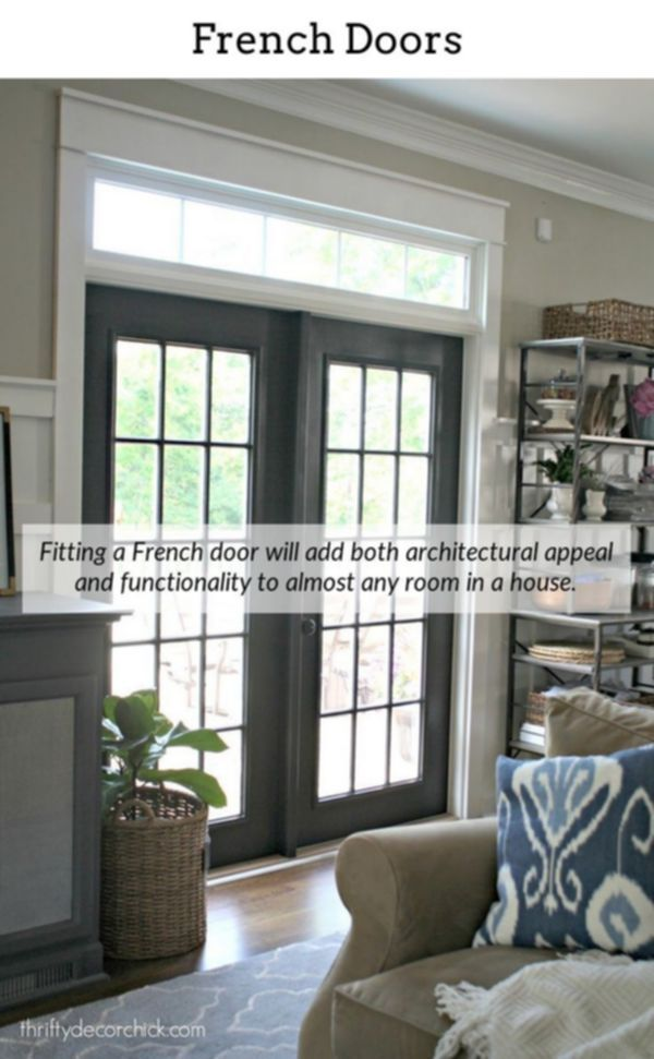 Discount French Doors | Installing Interior French Doors | 36 Inch Interior  French Doors | Indoor
