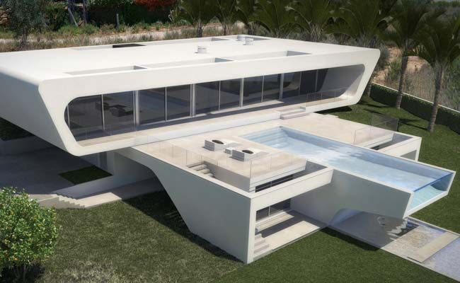New contemporary property for sale Praia da Luz http://archiadore.com/new-contemporary-property-for-sale-praia-da-luz/
