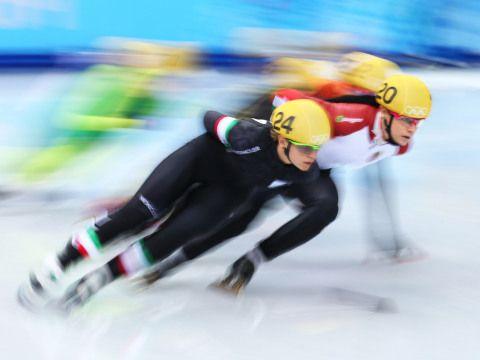 Sochi 2014 Day 9 - Short Track Women's 1500 m Finals - Claire Ann Peetz Blog