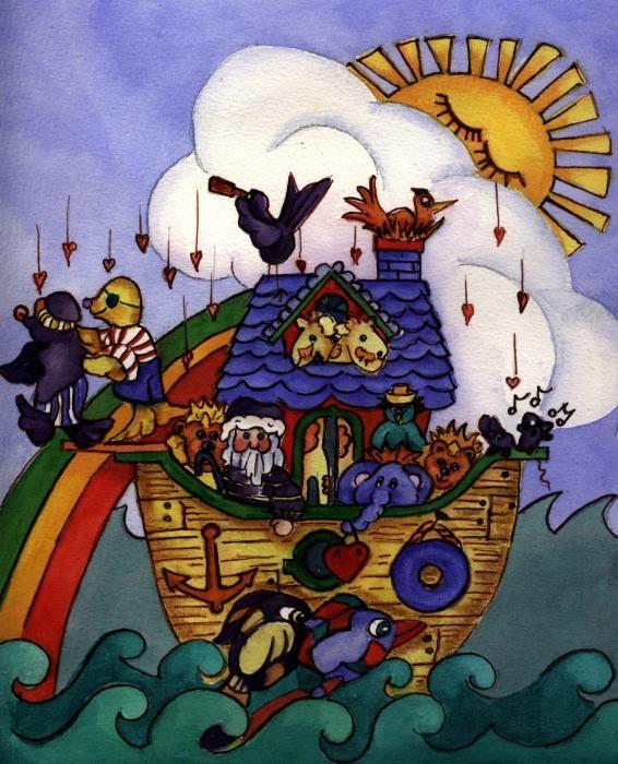 Arche de grand'père Noé