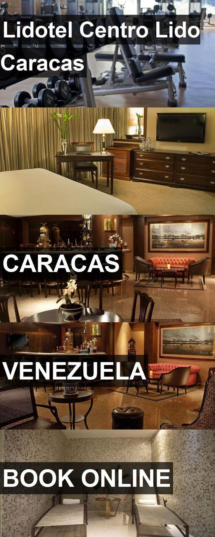 Hotel Lidotel Centro Lido Caracas in Caracas, Venezuela. For more information, photos, reviews and best prices please follow the link. #Venezuela #Caracas #travel #vacation #hotel