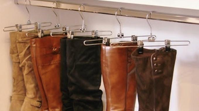 17 meilleures id es propos de stockage de chandail sur - Astuces pour ranger ses chaussures ...